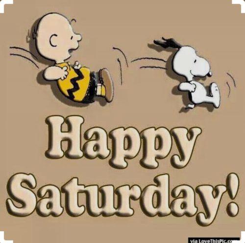 Happy lördag