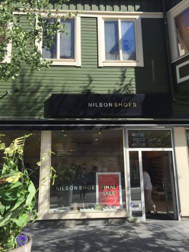 Nilson shoes