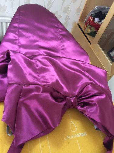 Ny balklänning