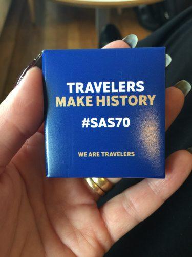 SAS travelers