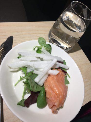 Fräscht mellis på Arlanda