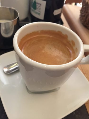 Belgiskt kaffe