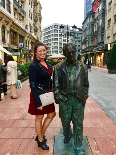 Woody Allen Oviedo