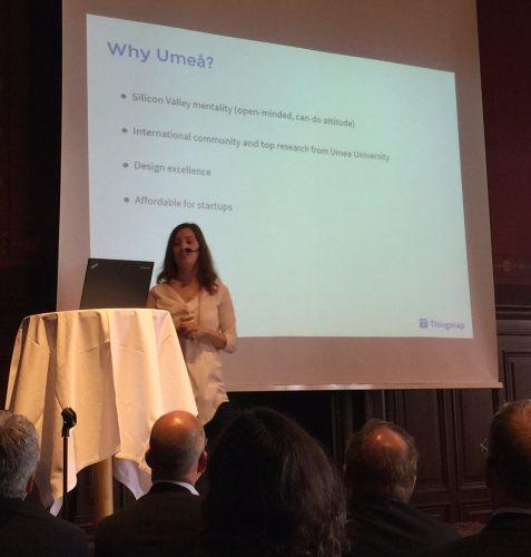 Intressant info om start-up i Umeå