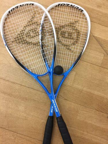 Squash lördag