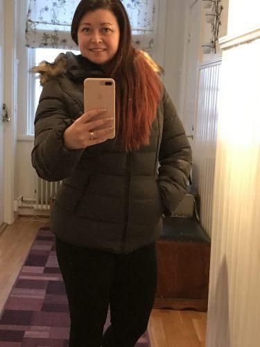 Kort vinterjacka StyleLevel
