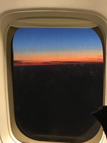 Flygfoto himmel