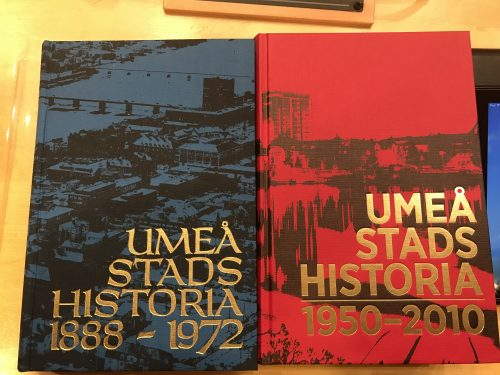 Umeå stads historia