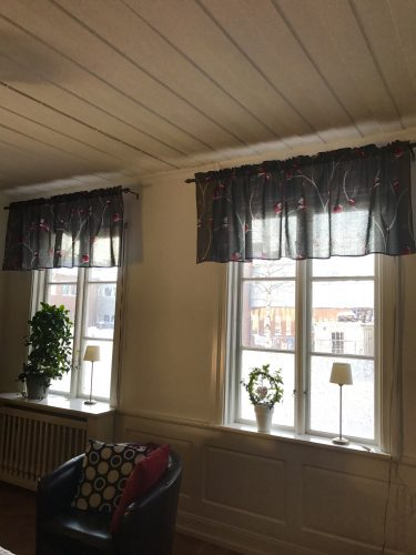 Nya gardiner hemma