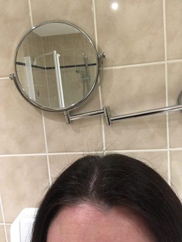 För kort för spegeln