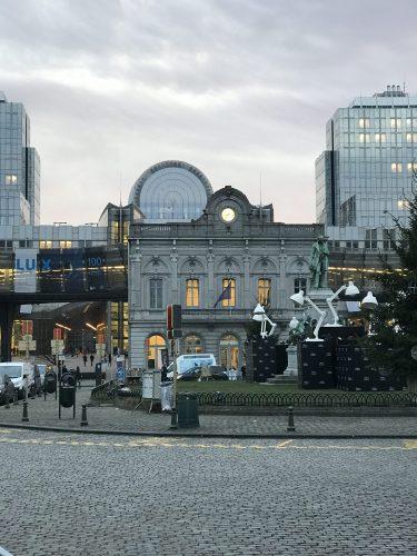 Bryssel december