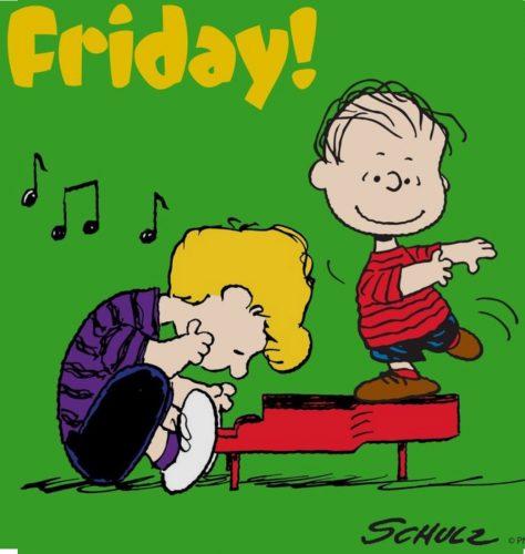 Friday igen