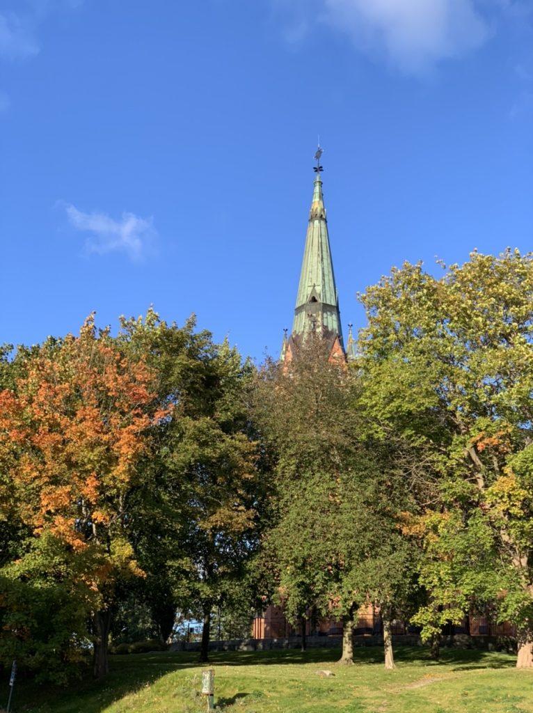 Umeå september
